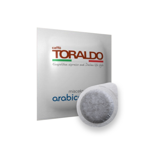 150-coffee-Pods-Ese-44mm-Coffee-Toraldo-Arabica-