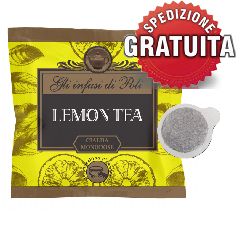 100pz-Lemon-Tea-in-cialda-carta-Poli