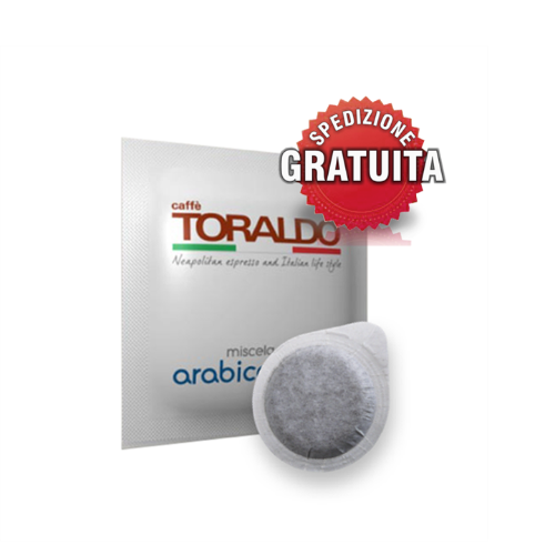 600-Pods-Ese-44mm-Coffee-Toraldo-Arabica-